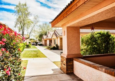 outside view - Canyon Vista Recovery Center - Arizona drug and alcohol rehab