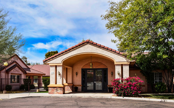 front drive - Canyon Vista Recovery Center - drug addiction treatment center in AZ