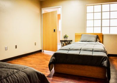 bedroom - Canyon Vista Recovery Center - addiction rehab in Mesa